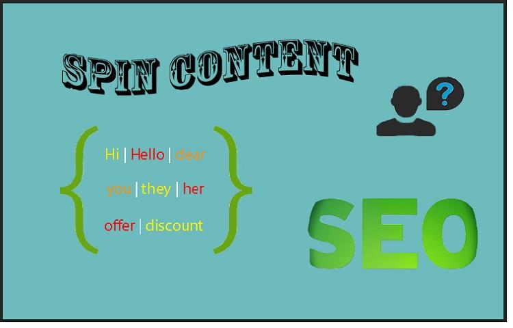 <strong>Tại sao nhiều người lại sử dụng thủ thuật Spin content trong SEO?</strong>