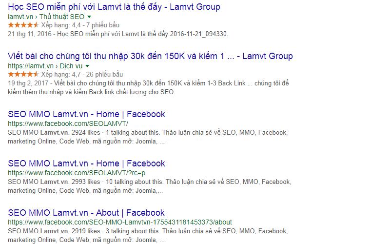 tat tan tat ve rich snippets giup website cua ban lot top google 3 - Richsnipets là gì? Báo cáo Spam Richsnipets
