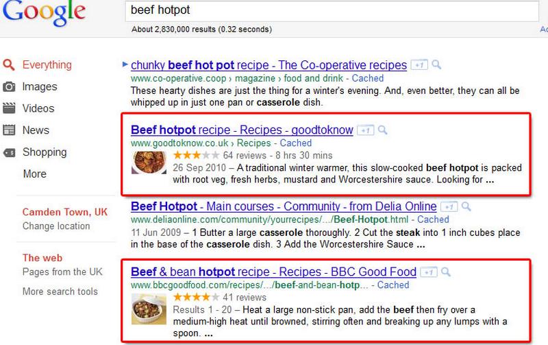 tat tan tat ve rich snippets giup website cua ban lot top google 4 - Richsnipets là gì? Báo cáo Spam Richsnipets