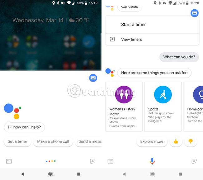 Bạn đã có Google Assistant chưa?