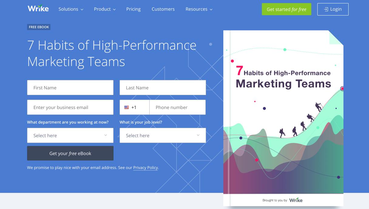 high performance marketing teams - 29 thống kê tuyệt vời về Marketing video và nội dung Content