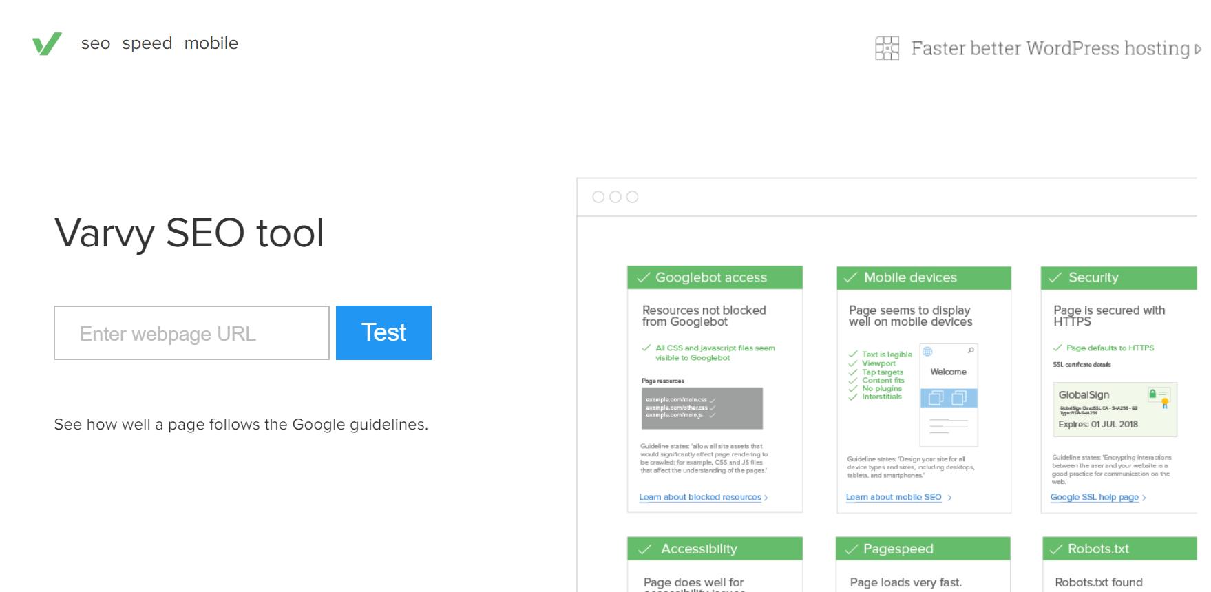 1 362 - 5 công cụ phân tích chấm điểm website toàn diện từ A-Z