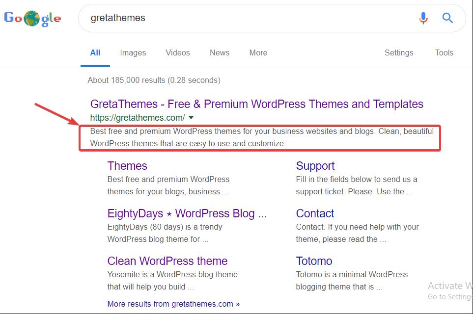 Cách Thêm Thẻ Meta Vào WordPress 1