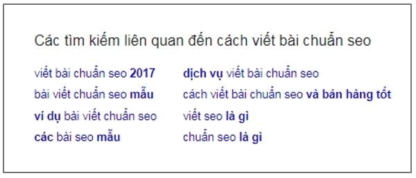 cách viết bài seo, viet bai chuan seo - dịch vụ viết bài chuẩn seo