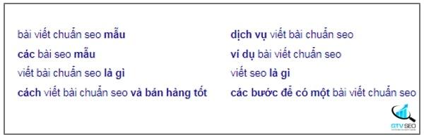 viết bài chuẩn seo là gì - dịch vụ viết content chuẩn seo