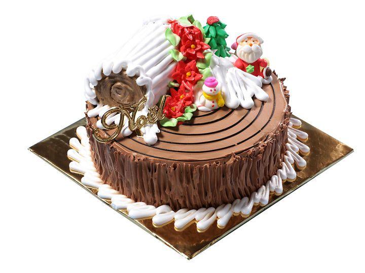 bánh sinh nhật noel - Bánh sinh nhật Ngọc Quang