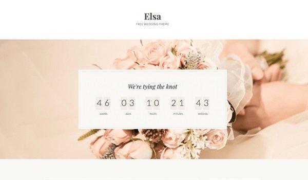 Giao diện đẹp mắt của website được lập bởi WordPress