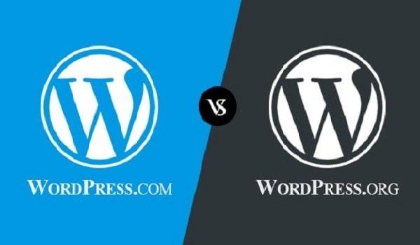 WordPress.com có nhiều khác biệt so với WordPress.org là gì?