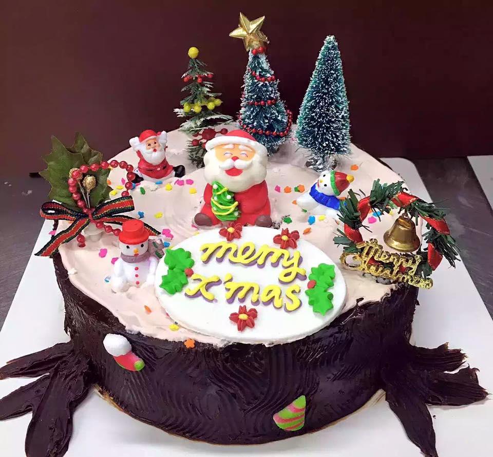 Bánh Kem Noel - Shopbanhkem