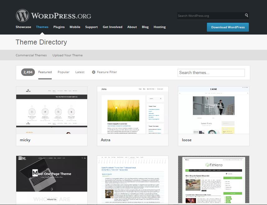 Wordpress đơn giản dành cho người không biết lập trình