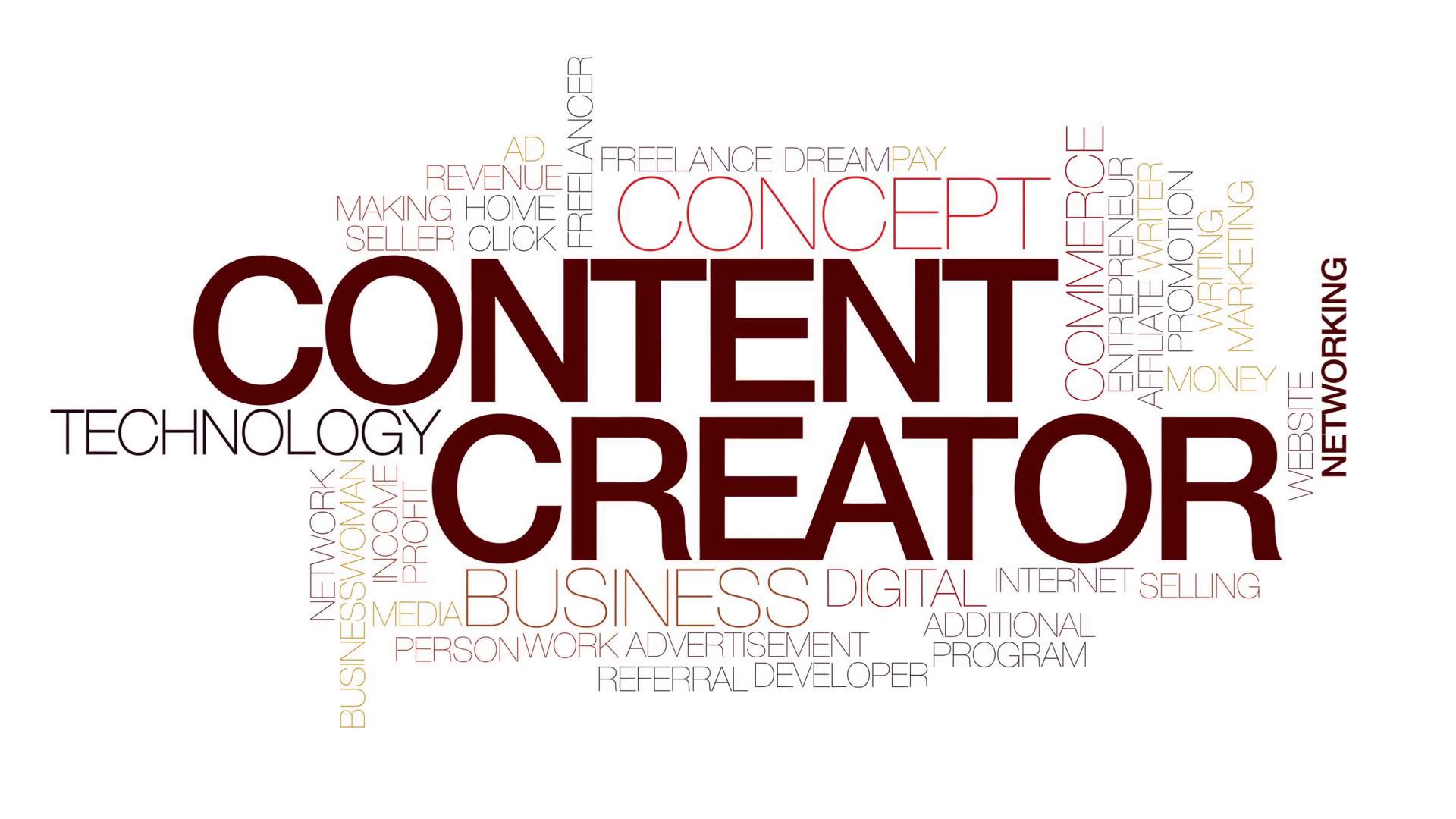 Content creator hiệu quảCon đường trở thành content creator liệu có dễ dàng