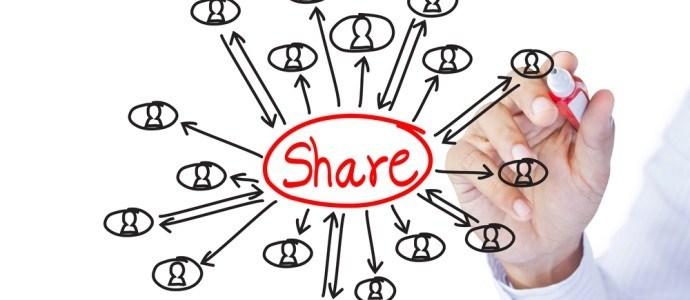 Viral Marketing là gì - Cung cấp tiện ích chia sẻ dễ dàng cho người khác
