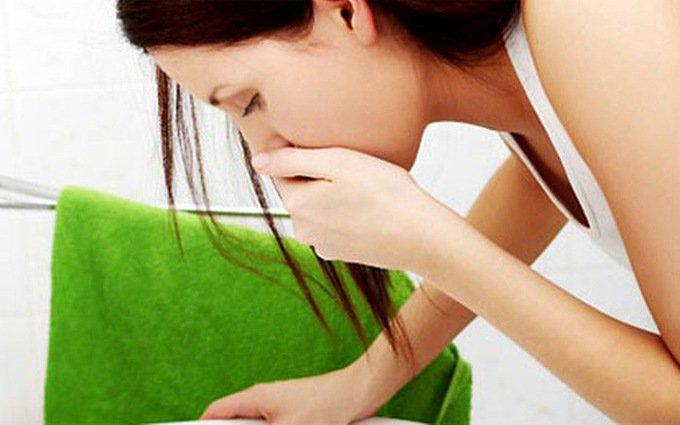 Buồn nôn hoặc nôn là tác dụng phụ có thể gặp phảisau khidùngthuốc